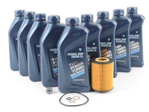n62 oil capacity