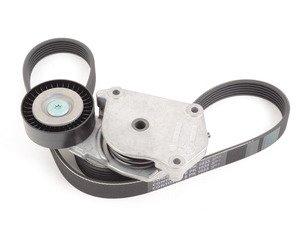 ES#2681509 - ADK0042P - Accessory Drive Belt Service Kit - Includes Contitech belts and high quality aftermarket parts - Conti Tech - MINI