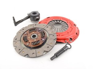ES#3098756 - 287hdofesmKT - Stage 2 Endurance Clutch Kit - Designed for track use while still streetable. Conservatively rated at 450ft/lbs. - South Bend Clutch - Volkswagen