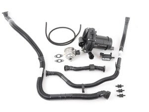 volkswagen jetta iv 1 8t air pump - kit  es#2804872 - 078906601mkt -  secondary air injection system service kit - restore air injection