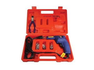 ES#2937908 - AST7600 - Hot Staple Gun Kit for Plastic repair  - Don't throw away those expensive cracked plastic panels, repair them easily with this kit. - Astro Pneumatic - Audi BMW Volkswagen Mercedes Benz MINI Porsche