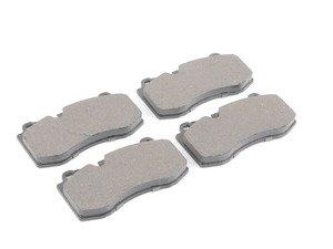 ES#2575733 - 0044208020 - Front Brake Pad Set - Does not include brake pad wear sensor or shims - PBR - Mercedes Benz