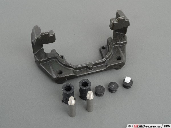 genuine bmw  front caliper carrier priced