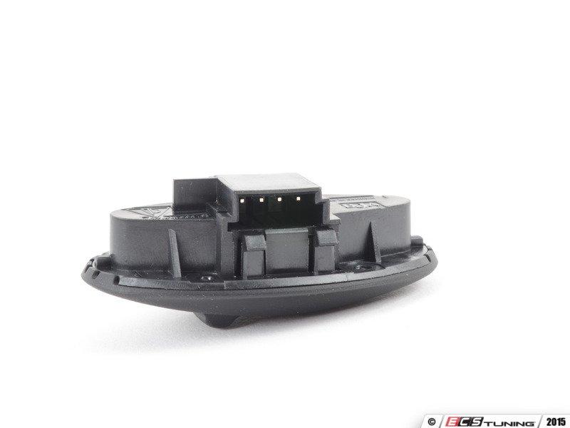 Genuine Porsche 99761322702a05 Homelink Switch Matte