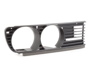 ES#2952400 - 51131876091 - Euro Grille - Left - Upgrade to the coveted Euro grille - Genuine European BMW - BMW