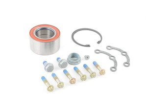 ES#2739650 - 2209800116 - Rear Wheel Bearing - Kit - Includes wheel bearing, snap ring and axle nut - FAG - Mercedes Benz