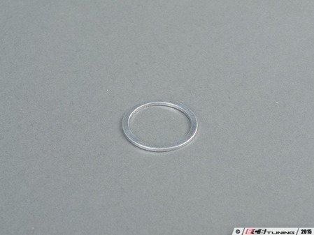 ES#2866349 - 07119963355 - Drain Plug Gasket - Priced Each - 22x27 aluminum sealing ring - Febi - BMW
