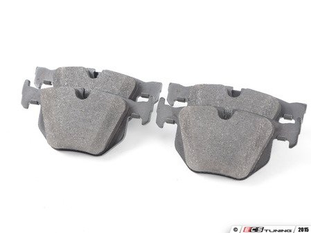 ES#2870891 - 34216776937 - Rear Brake Pad Set - Quality aftermarket pads from Febi - Febi - BMW