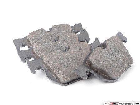 ES#2875424 - 34216763044 - Rear Brake Pad Set - Quality aftermarket pads from Febi - Febi - BMW