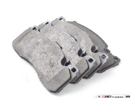 ES#2875384 - 34116786044 - Front Brake Pad Set - Quality aftermarket pads from Febi - Febi - BMW