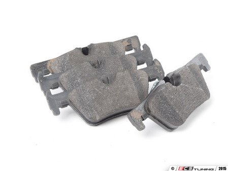 ES#2875444 - 34216850569 - Rear Brake Pad Set - Quality aftermarket pads from Febi - Febi - BMW
