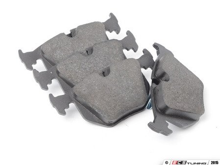 ES#2870869 - 34213403241 - Rear Brake Pad Set - Quality aftermarket pads from Febi - Febi - BMW