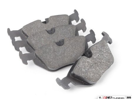 ES#2875419 - 34216761239 - Rear Brake Pad Set - Quality aftermarket pads from Febi - Febi - BMW
