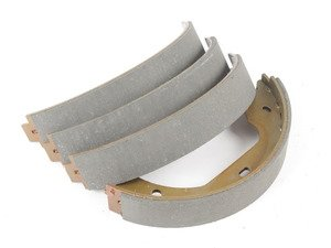 ES#2875485 - 34416761293 - Parking Brake Shoe Set - Recommend inspection at every rear brake service - Febi - BMW