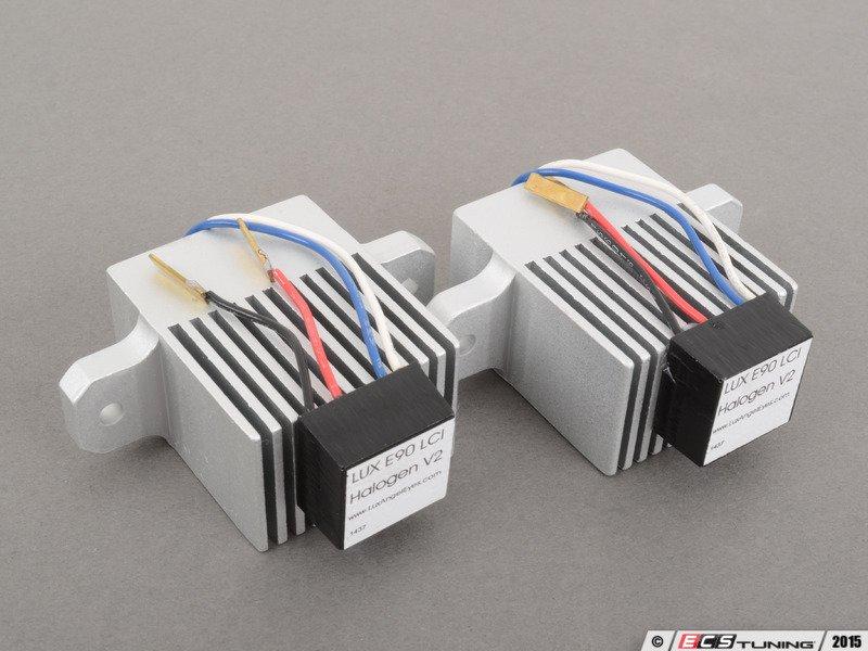 Lux H8 180 Led Bulbs