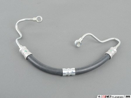 ES#2875239 - 32411141953 - Power Steering Pressure Hose - Pressure hose that runs from the pump to the cooler - Febi - BMW