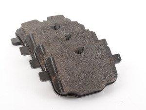 ES#2562828 - 34216857805 - Rear Brake Pad Set - Genuine brake pads direct from BMW - Genuine BMW - BMW