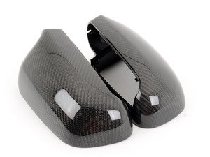 ECS Carbon Fiber Mirror Cap Set