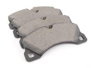 ES#2986276 - 95835193910 - Front Brake Pad Set - Bosch QuetCast brake pads - Bosch - Porsche