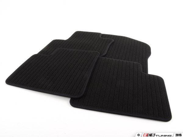genuine mercedes benz 66360243 carpet floor mats set of four. Cars Review. Best American Auto & Cars Review