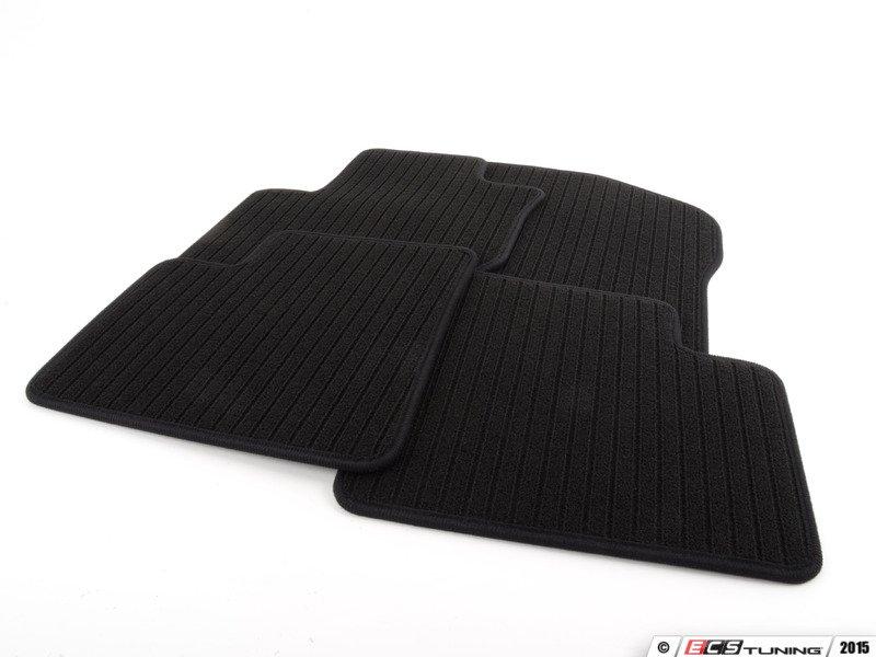 Genuine mercedes benz 66360243 carpet floor mats set for Floor mats for mercedes benz