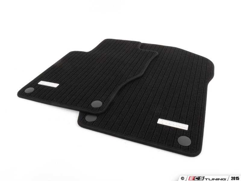 Genuine Mercedes Benz 66360243 Carpet Floor Mats Set