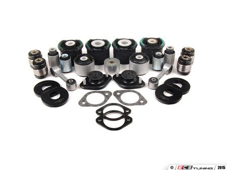 ES#2500766 - 33172282484KT4 - Rear Suspension Refresh Kit - All the necessary high quality aftermarket parts to completely rebuild your rear suspension in one simple package - Assembled By ECS - BMW