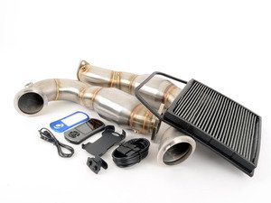 ES#2784385 - 6B1X32 - Cobb Stage 2 Power Package W/ V3 - Get the most out of your N55 with a Cobb Stage 2 Power Package! A complete bolt on package to significantly increase power. - CobbTuning - BMW