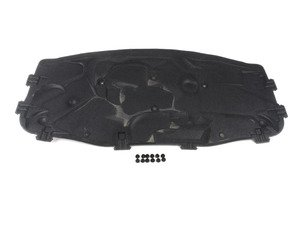 ES#2975843 - 51488193941KT - Hood Insulation Kit  - Includes insulation pad and expanding rivets - Genuine BMW - BMW
