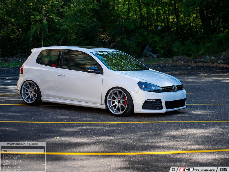 Ecs News Golf R Conversion Kits For Your Vw Mk6 Golf Gti