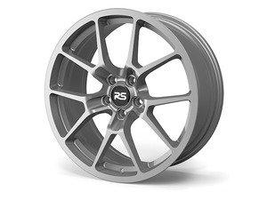 """ES#3082436 - 881013msKT - 18"""" RSE10 - Set Of Four - 18""""x8.0"""" ET45 5x112 - Machine Silver - Neuspeed - Volkswagen"""