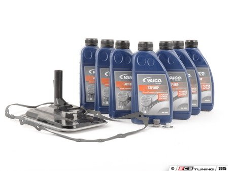 ES#2771514 - 24117593565KT2 - Automatic Transmission Service Kit - Level 2 - Includes all the necessary components for a complete transmission service - Assembled By ECS - BMW