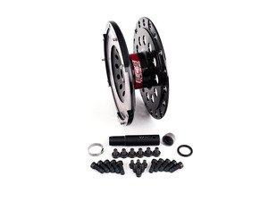 ES#2826499 - 003886ecs01aKT -  Performance Lightweight Flywheel Kit - A single mass flywheel engineered to handle more power, offering a 38% reduction in weight! - ECS - Audi