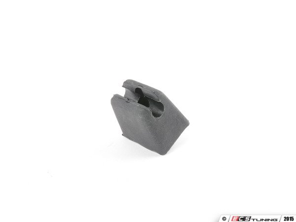 Hamburg Tech 91173133100 Sun Visor Clip Satin Black