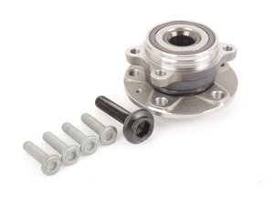 ES#2981589 - 5K0498621 - Wheel Bearing/Hub Assembly - Priced Each - Fits the left and right side - Optimal - Audi Volkswagen