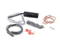 ES#2984614 - LBP3VGT4 - P3 Boost Gauge - Red - Powerful plug-and-play boost display - P3 Gauges - Volkswagen