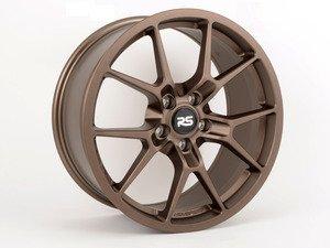 """ES#2986325 - 88.10.17brKT - 18"""" RSe10 - Set Of Four - 18""""x8.5"""" ET45 5x112 - Satin Bronze - Neuspeed - Audi Volkswagen"""