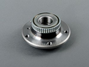 ES#2870297 - 31226757024 - Front Wheel Hub/Bearing Assembly - Priced Each - Includes bearing and ABS ring (83mm) - Febi - BMW