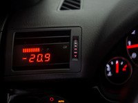 ES#2981611 - LbP3AB7X - P3 Boost Gauge  - Featuring the same digital display used on the popular VIDI models - P3 Gauges - Audi