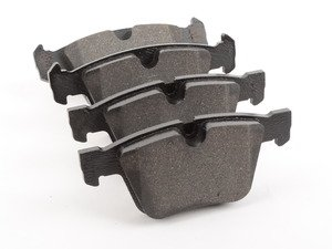 ES#2986781 - 1644201020 - Rear Brake Pad Set - Does not include wear sensor - Textar - Mercedes Benz
