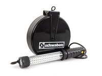 ES#2808522 - 010641SCH01A - Schwaben 60 LED Reel Drop Light - You can always find your drop light if it is attached to wall or ceiling - Schwaben - Audi BMW Volkswagen Mercedes Benz MINI Porsche