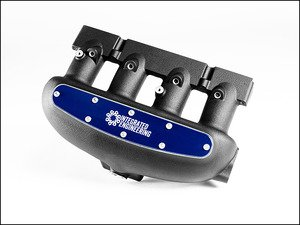 ES#2834699 - IEIMVC1-BL - Intake Manifold - Blue Velocity Stack Cover  - Does not include installation hardware *Blue velocity stack cover discontinued from IE, limited quantities available* - Integrated Engineering - Audi Volkswagen