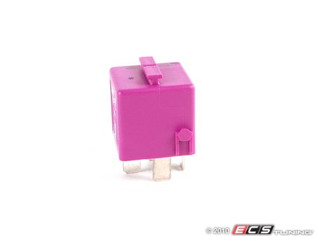 ES#169404 - 61361388911 - Relay - Violet - For mutiple locations in the fuse box.  - Genuine BMW - BMW MINI