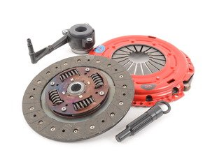 ES#2725057 - K70287SSOSMF - Stage 3 Daily Clutch Kit - Designed for high-powered street cars while capable enough to handle the track. Conservatively rated at 470ft/lbs. - South Bend Clutch - Audi Volkswagen