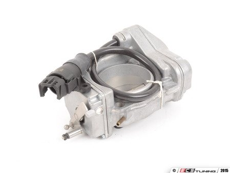 ES#2877009 - 000141572581KT - Remanufactured Electronic Throttle Actuator (ETA)  - Price includes a refundable $100.00 core charge - Beckmann Technologie - Mercedes Benz