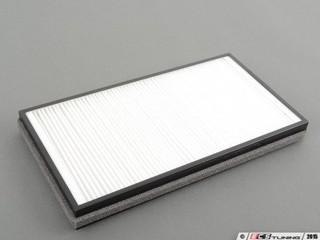 ES#2876161 - 64319174370 - Cabin Filter / Fresh Air Filter - A commonly missed filter - 2 required per application - Febi - BMW