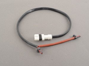 ES#2960054 - 99761268000 - Front Brake Pad Sensor - Priced Each - This sensor must be replaced when you replace your brake pads - Two required - Hamburg Tech - Porsche