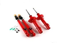 ES#4416 - MK4KYBAGXSC - AGX Sport Adjustable Shocks & Struts - Set Of Four - Adjustable sport tuned shocks for more aggresive handling - KYB - Volkswagen