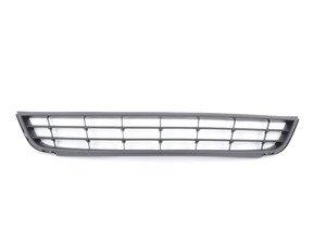 ES#2972454 - 5C68536779B9 - Lower Center Grille - Satin Black - Replace broken or missing grilles - Bremmen Parts - Volkswagen