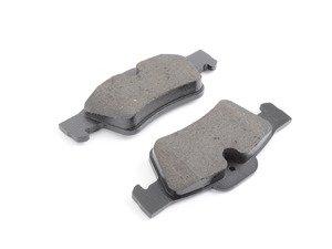 ES#2681343 - 1644201920 - Rear Brake Pad Set - Does not include new wear sensor - Textar - Mercedes Benz